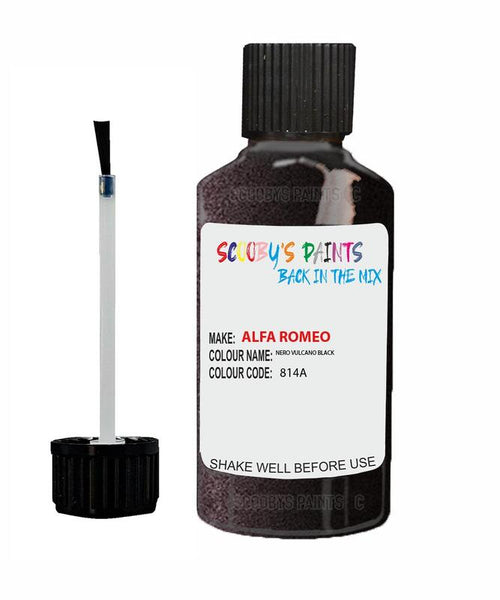 ALFA-ROMEO-CAR-Touch-Up-Paint-Data-Set-135