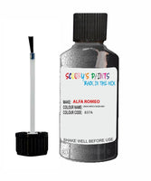 ALFA-ROMEO-CAR-Touch-Up-Paint-GRIGIO-ARTICO-SILVER-GREY