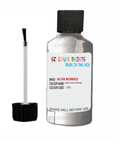 ALFA-ROMEO-CAR-Touch-Up-Paint-GRIGIO-CHIARO-SILVER-GREY