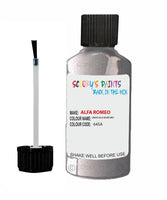 ALFA-ROMEO-CAR-Touch-Up-Paint-GRIGIO-LILLA-SILVER-GREY