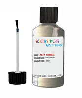 ALFA-ROMEO-CAR-Touch-Up-Paint-GRIGIO-PLATINO-GREY