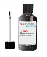 audi a6 amethyst grey code lz4v touch up paint 1990 2001 Scratch Stone Chip Repair