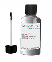 Audi A5 Avus Silver Code Ly7J Touch Up Paint 2000-2010