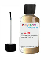 Audi A4 Cosmic Yellow (Anis) Code Ly1S Touch Up Paint 2002-2010