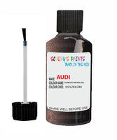 Audi A4 Espresso Brown Code N5 Touch Up Paint 2001-2004