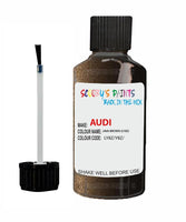 Audi A5 Java Brown Code Ly8Z Touch Up Paint 2012-2018