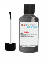 Audi Q8 Kuehler Grey Grey Code Lmx3/M3X/ Touch Up Paint