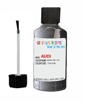 audi a4 mineral grey code y7k touch up paint 1997 2002 Scratch Stone Chip Repair