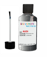 Audi A6 Monsun Grey Code Lx7R Touch Up Paint