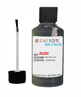 Audi A3 Cabrio Nano Grey Code Lx7M Touch Up Paint 2015-2018