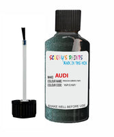 Audi A4/S4 Ragusa Green Code Y6P Touch Up Paint 1990-2001