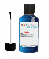 audi a5 sepang blue code ly5q touch up paint 2008 2018 Scratch Stone Chip Repair