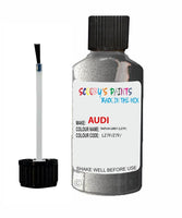 Audi A6 Taifun Grey Code Lz7F Touch Up Paint
