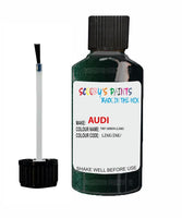 audi a6 avant tief green code lz6e touch up paint 2003 2014 Scratch Stone Chip Repair