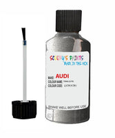 Audi A6/S6 Titan Code Ly7P Touch Up Paint 1990-2000