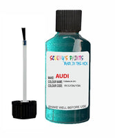 Audi A6 Turmalin Code 9Y/Ly5N/Y5N Touch Up Paint