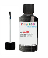 Audi A6 Vesuv Grey Code Lx7J Touch Up Paint