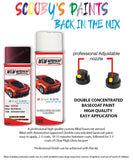 Bmw 5 Series Brocat Red 259 Car Aerosol Spray Paint Rattle Can