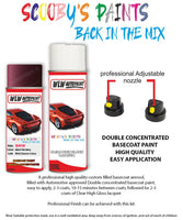 Bmw Z3 Merlot Red Wa02 Car Aerosol Spray Paint Rattle Can
