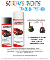 Bmw I3 Mineral Grey Wb39 Car Aerosol Spray Paint Rattle Can