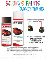 Bmw 4 Series Rauchtopas X12 Car Aerosol Spray Paint Rattle Can