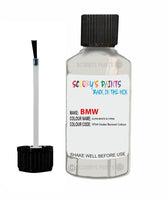 Bmw 1 Series Alpinweiss Iii Code Yf04 Touch Up Paint 1994-2013