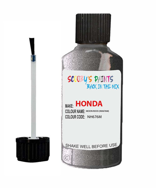 Honda S2000 Moon Rock Nh676M Car Touch Up Paint Scratch Repair