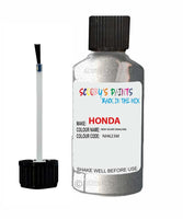 Honda Crv Satin Silver Code Nh623M Touch Up Paint