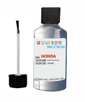 Honda Crv Sherbet Blue Code B549M Touch Up Paint 2007-2015