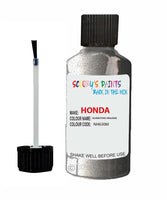 Honda Jazz Silverstone Code Nh630M Touch Up Paint 1999-2011