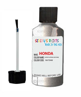 Honda Civic Hybrid Super Platinum Code Nh704M Touch Up Paint