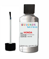 Honda Crv Titan Silver Code Nh614M Touch Up Paint 1997-2000