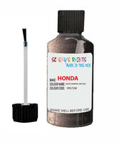 Honda Crz Velvet Marron Code Yr572M Touch Up Paint 2006-2012