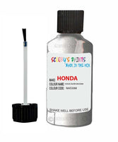 Honda Integra Vogue Silver Code Nh550M Touch Up Paint 1990-2002
