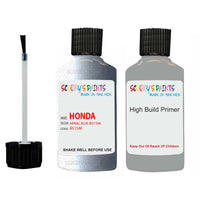 Honda Stream Aerial Blue B515M Car Touch Up Paint Scratch Repair