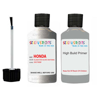 Honda Crv Alabaster Silver Nh700M Car Touch Up Paint Scratch Repair