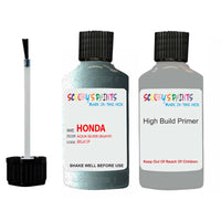 Honda Odyssey Aqua Silver Bg41P Car Touch Up Paint Scratch Repair