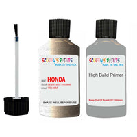 Honda Legend Desert Mist Yr538M Car Touch Up Paint Scratch Repair
