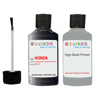 Honda Freed Glamorous Mauve Rp47P Car Touch Up Paint Scratch Repair 2013-2017