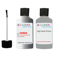 Honda Pilot Lunar Silver Nh830M Car Touch Up Paint Scratch Repair