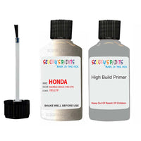 Honda Stream Marble Beige Yr537P Car Touch Up Paint Scratch Repair