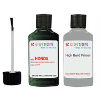 Honda Legend New Aspen Green G97P Car Touch Up Paint Scratch Repair 1998-2003