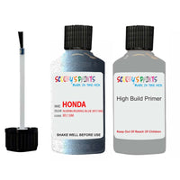 Honda Insight Nuerburgring Blue B513M Car Touch Up Paint Scratch Repair 2001-2008
