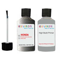 Honda Concerto Pewter Grey Nh537M Car Touch Up Paint Scratch Repair