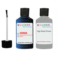 Honda Freed Premium Night Blue B557P Car Touch Up Paint Scratch Repair