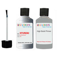 Hyundai Sonata Aurora Blue D3 Car Touch Up Paint Scratch Repair