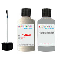 Hyundai Elantra Ice Wine Rw5 Car Touch Up Paint Scratch Repair 2015-2019