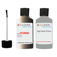 Hyundai Elantra Sand N3Y Car Touch Up Paint Scratch Repair 2010-2017