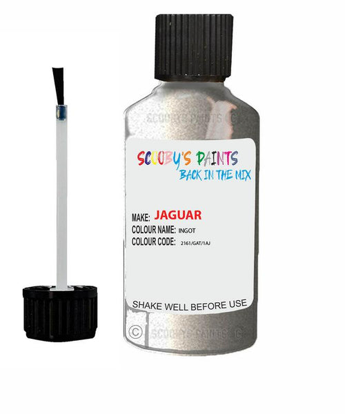 Jaguar I-Pace Ingot Code 2161 Touch Up Paint 2015-2021