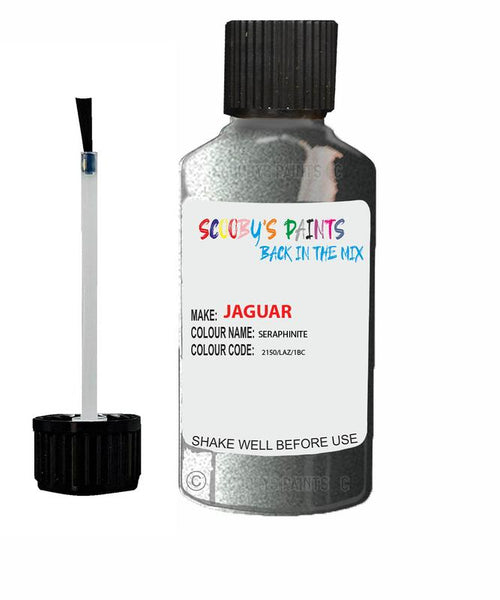 Jaguar F-Pace Seraphinite Code 2150 Touch Up Paint 2014-2017